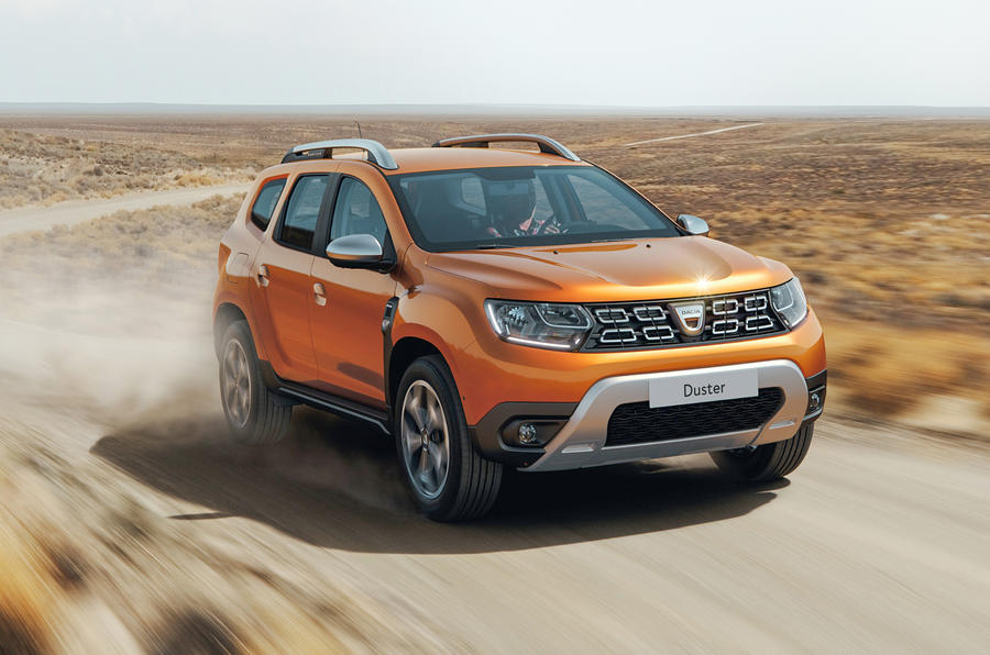 new dacia duster shown in full autocar. Black Bedroom Furniture Sets. Home Design Ideas
