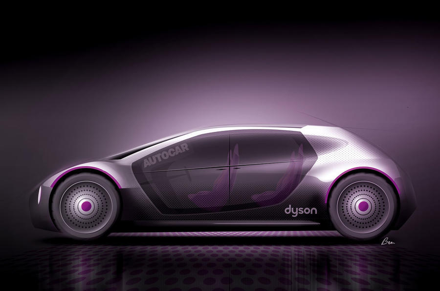Dyson Electric Car Will Be Built In Singapore In 2021 Autocar