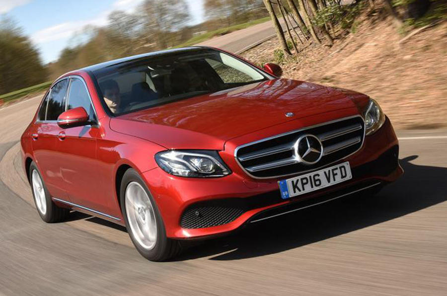 Mercedes benz to recall up to 75 000 uk cars over fire for Recalls on mercedes benz