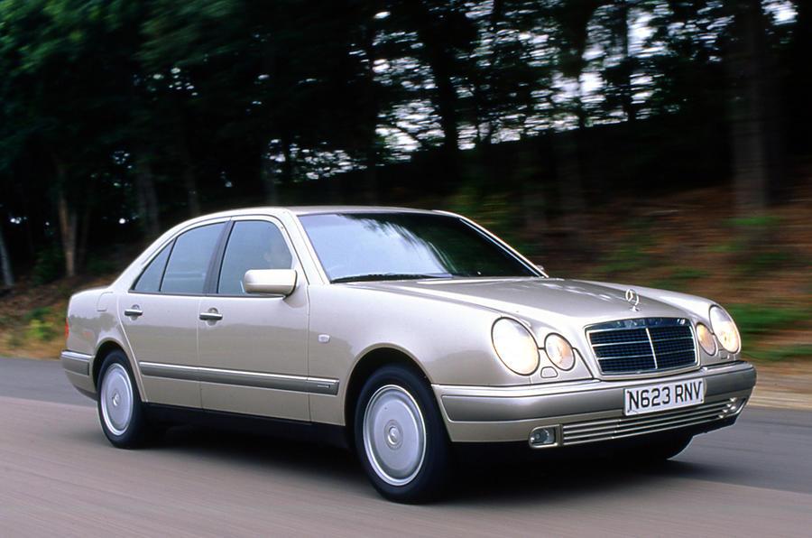 1997 Mk2 W210 Mercedes-Benz E-Class