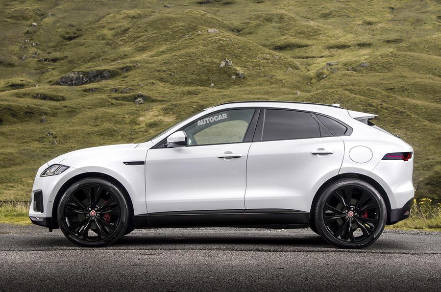 jaguar e pace new compact suv to become best selling jaguar autocar. Black Bedroom Furniture Sets. Home Design Ideas