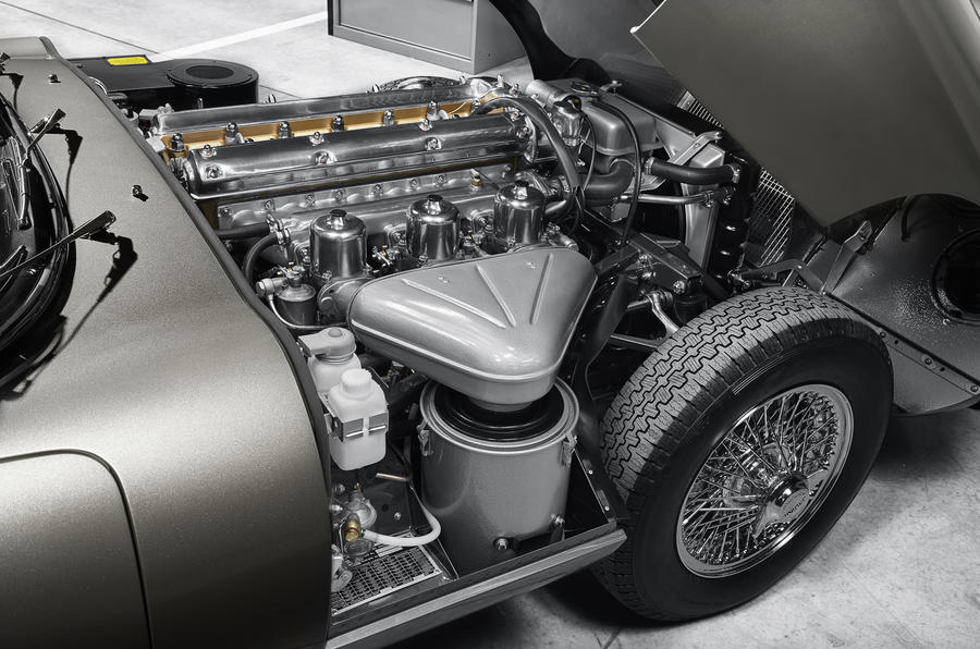 Jaguar Classic to debut first 'Reborn' E-type