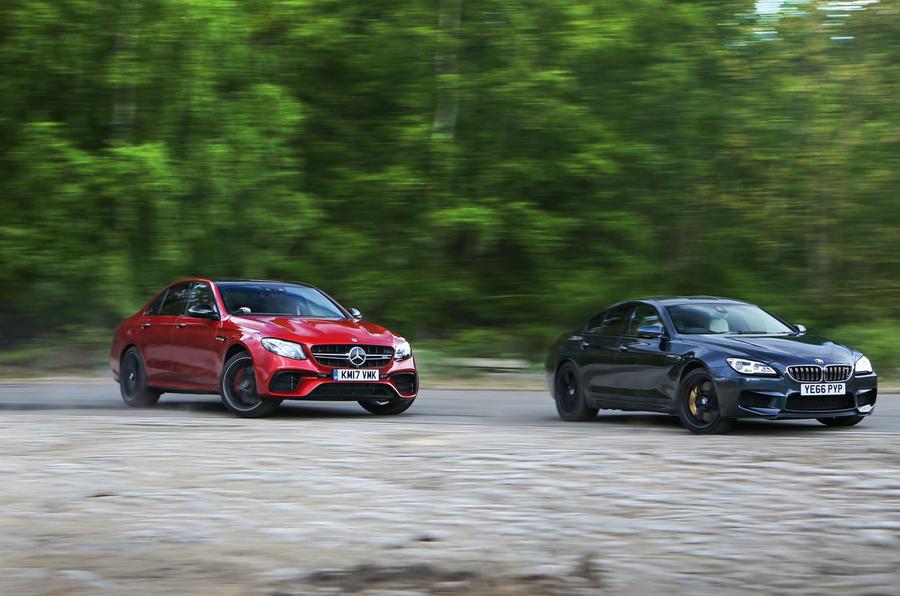 Bmw Vs Mercedes Drift