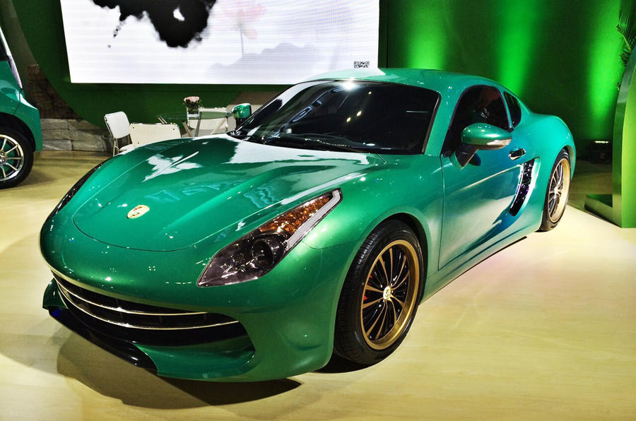 Shanghai motor show 2015 report and gallery autocar for What does a motor vehicle report show