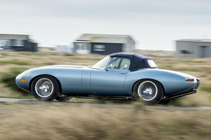 First Eagle Spyder GT customer car delivered