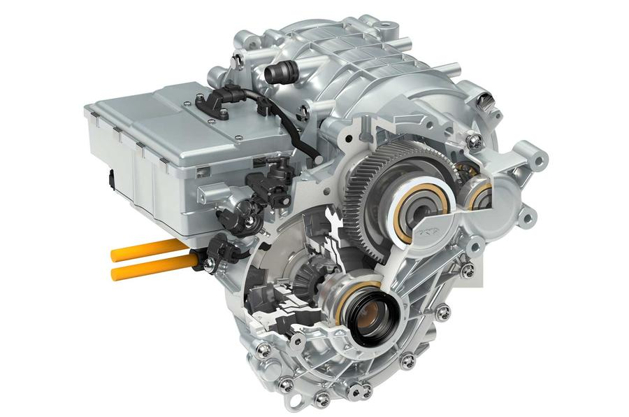 Gkn S Integrated Electric Drive System Could Transform The