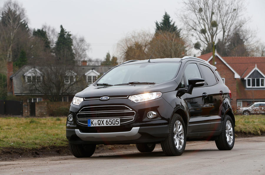 2015 Ford Ecosport 1.0 Ecoboost review | Autocar
