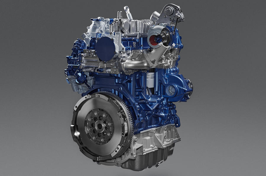 Ford Reveals EcoBlue Diesel Engine, Touts it as Game Changing