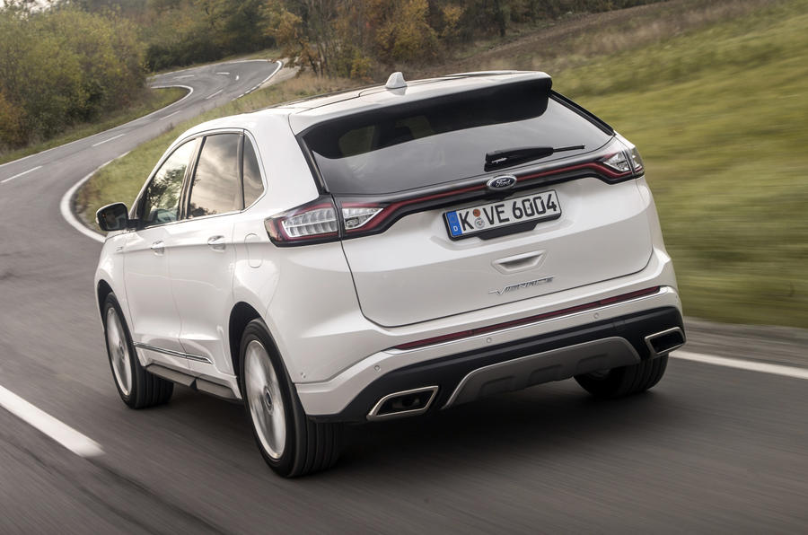 2020 Ford Edge Vignale 2.0 TDCI 210 Powershift AWD review review ...