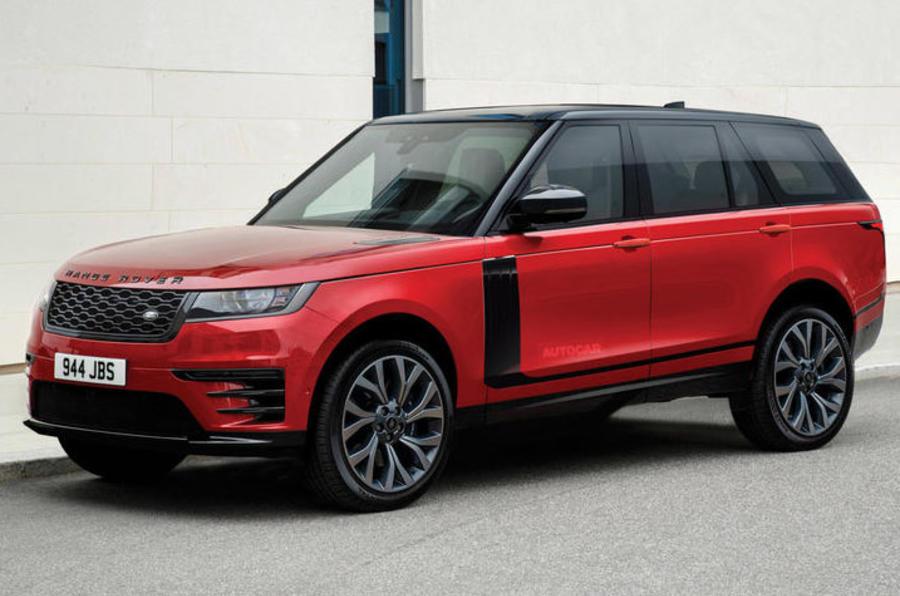 Jaguar Land Rover readies 2021 Range Rover amid lockdown ...