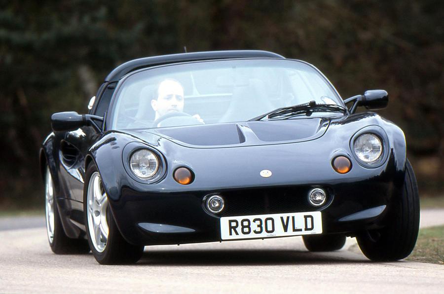 1997 Mk1 Series 1 Lotus Elise