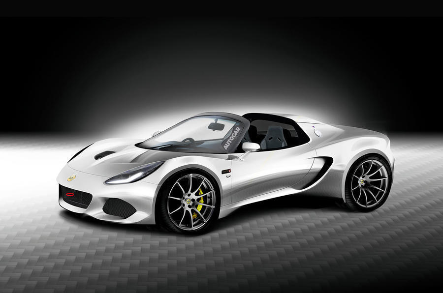 Lotus production could begin in China