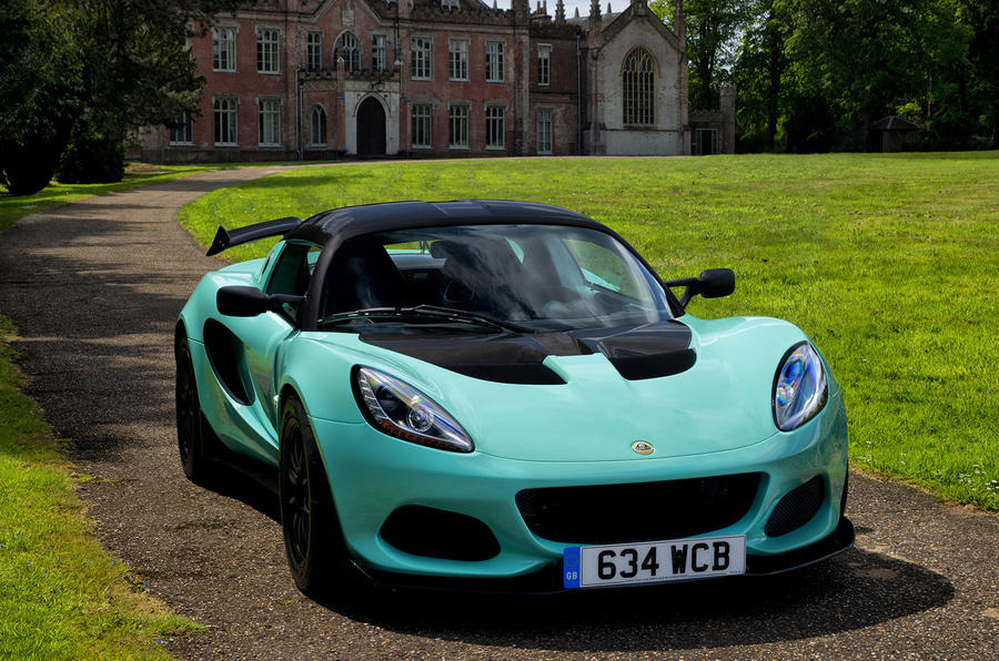 Lotus reveal new Elise Cup 250