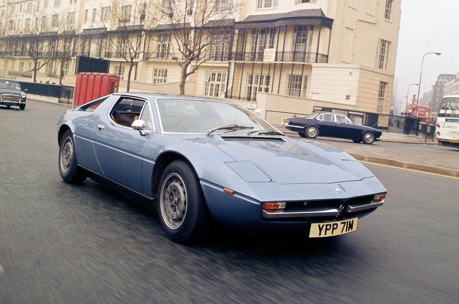 Old Fashioned Cars >> Throwback Thursday: 1975 Maserati Merak first drive | Autocar