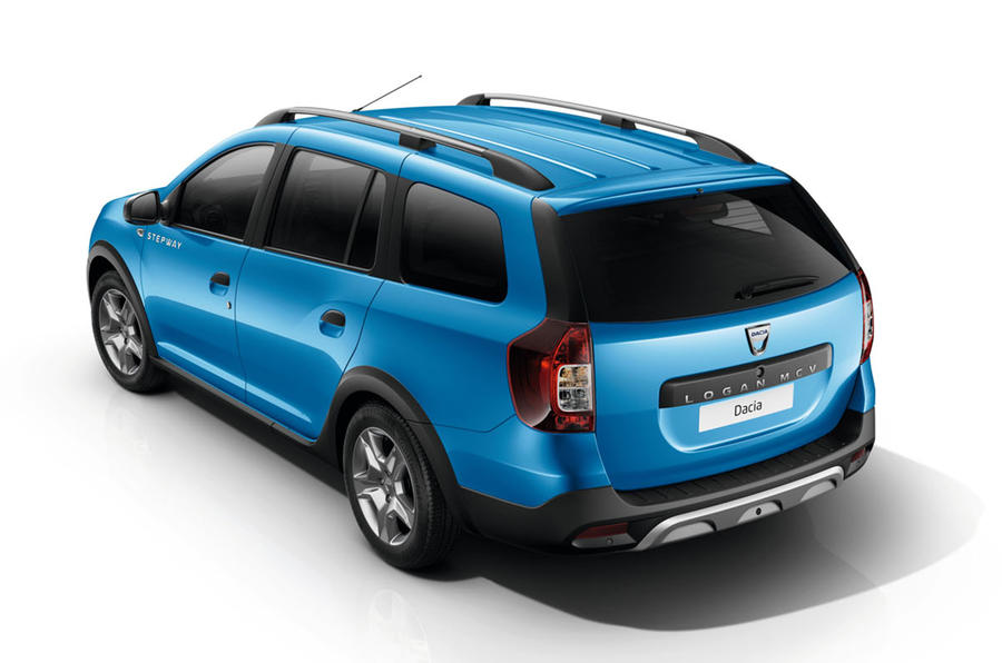 new dacia logan mcv stepway on sale now priced from. Black Bedroom Furniture Sets. Home Design Ideas