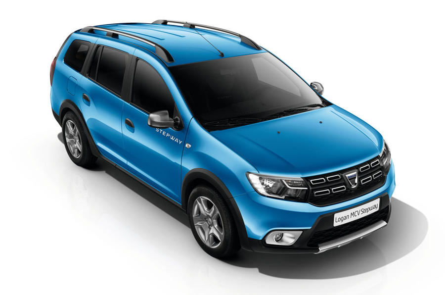 new dacia logan mcv stepway on sale now priced from 11 495 autocar. Black Bedroom Furniture Sets. Home Design Ideas