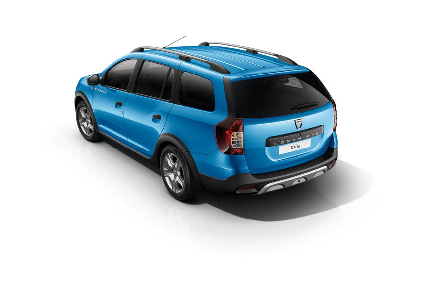 Dacia Logan range to expand with new Stepway model