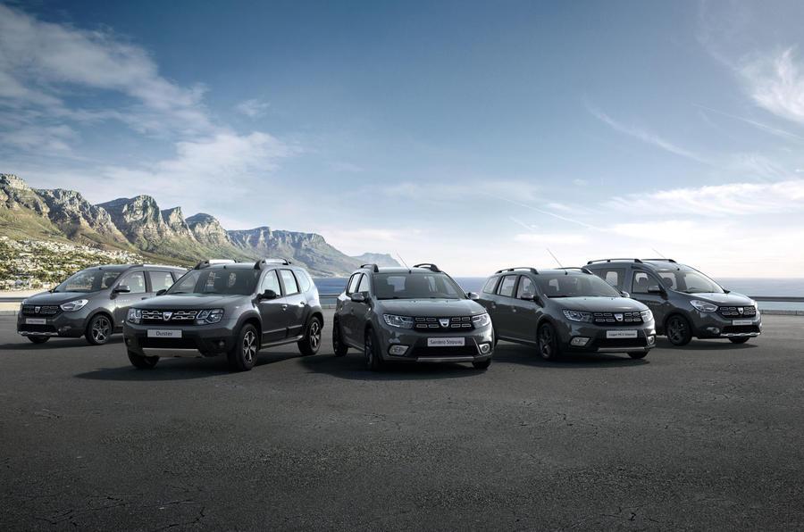 Dacia cars