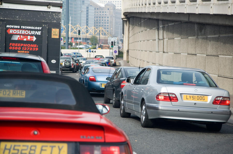 London Mayor could ban cars from capital to cut pollution | Autocar