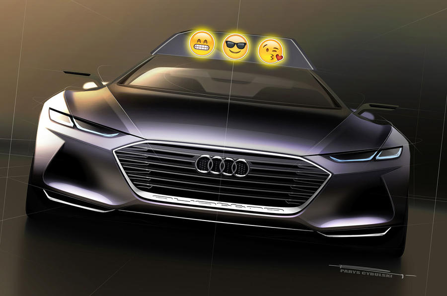 Emoji car by Autocar