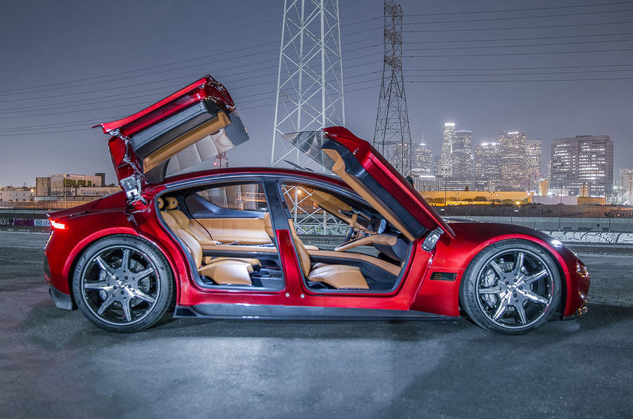 Behold: the 161mph Fisker EMotion