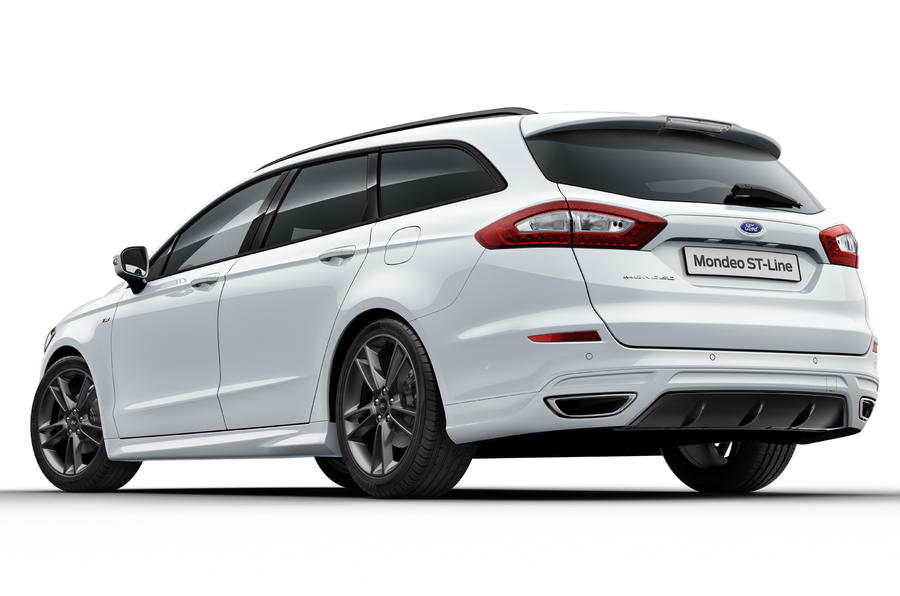 Ford Mondeo ST-Line revealed at Goodwood | Autocar