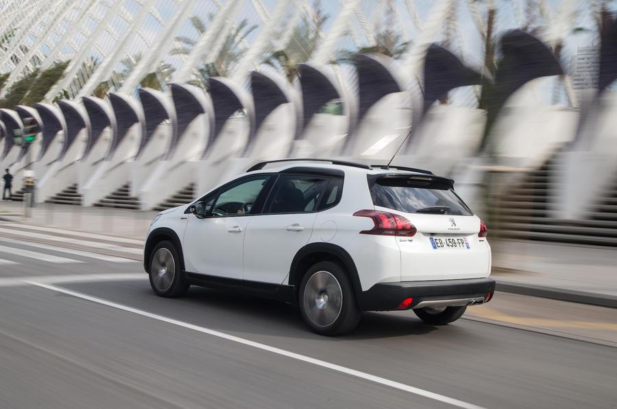 2016 Peugeot 2008 1.2 Puretech 130 GT Line review review | Autocar