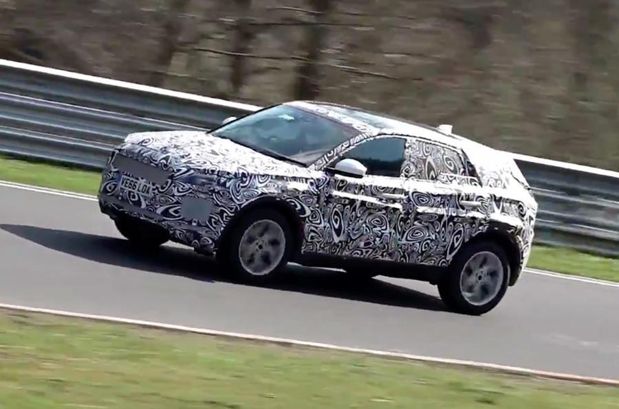 2017 Jaguar E-Pace