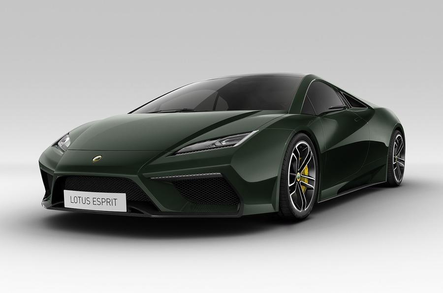 2018 Lotus Esprit