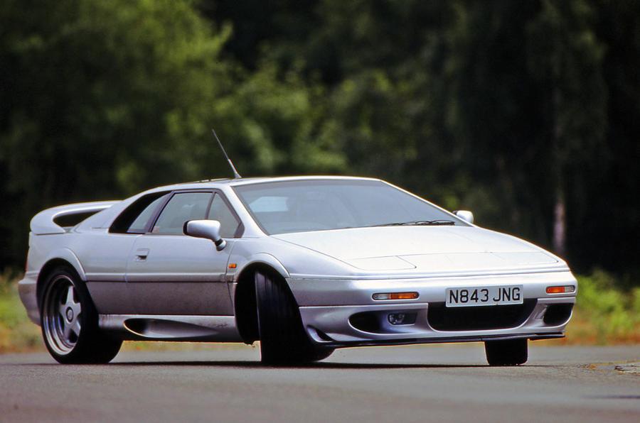 Lotus Esprit S4S