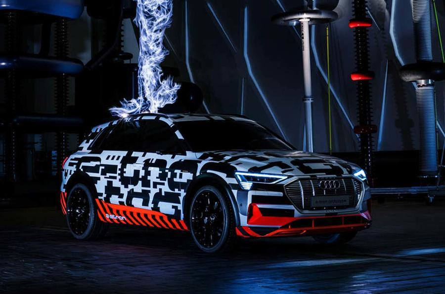 Audi delays e-Tron SUV launch