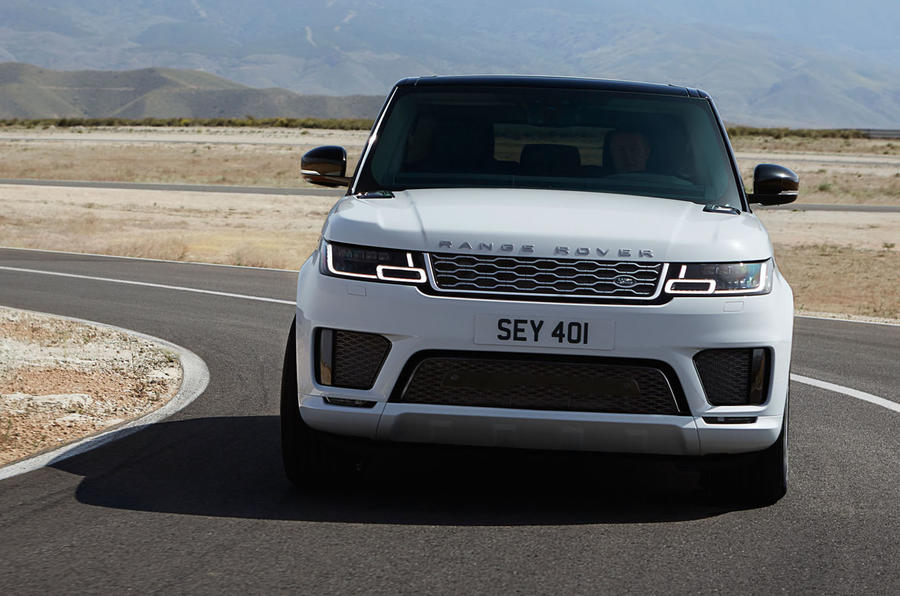 Range Rover Sport Facelift Reveals Velar Like Look