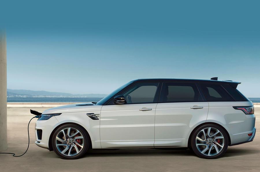 New Range Rover Sport Arrives At La Motor Show Autocar