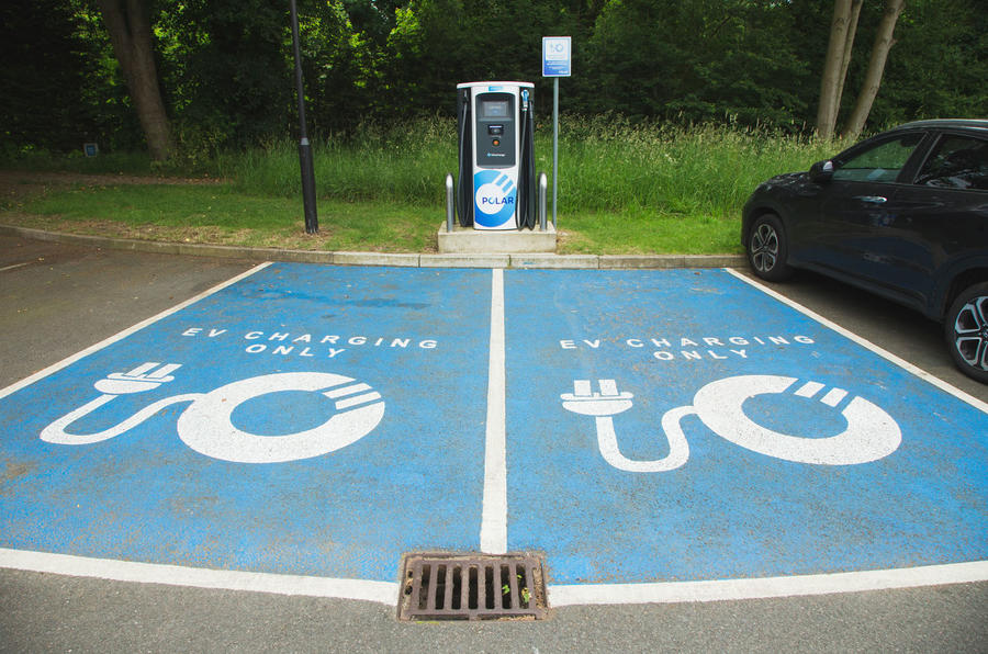 A day in the life of an EV charger