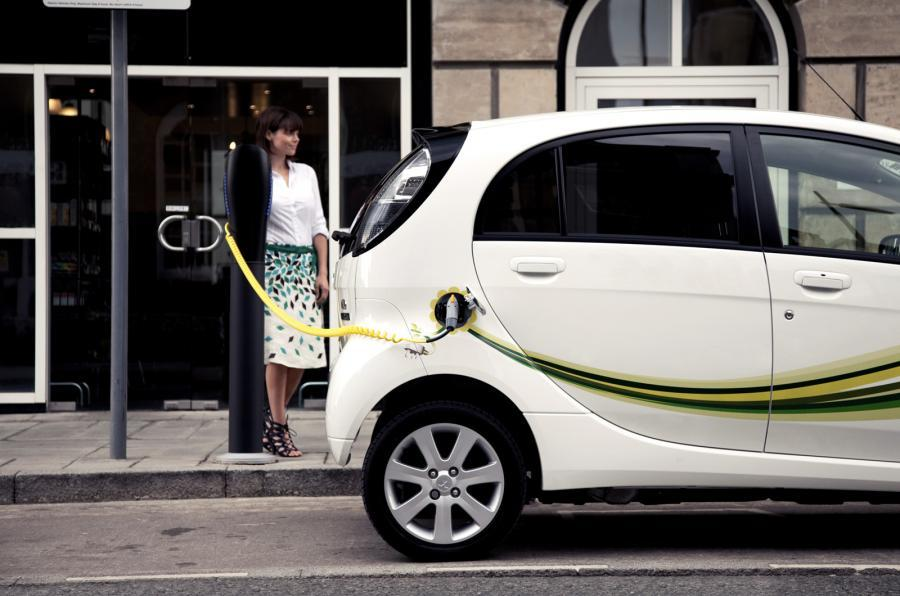 Just five UK councils have used government EV charge grant
