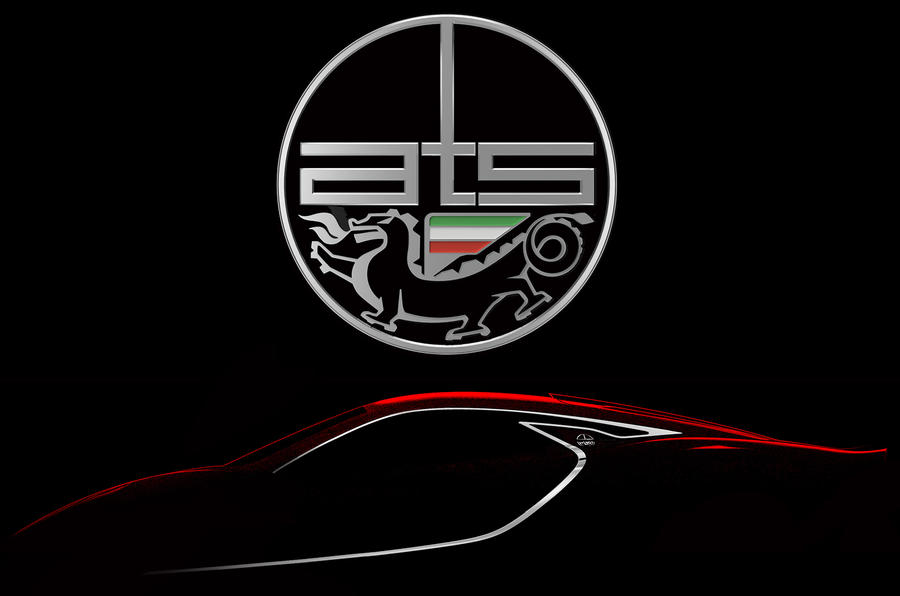 New ATS GT supercar to be revealed at Salon Prive