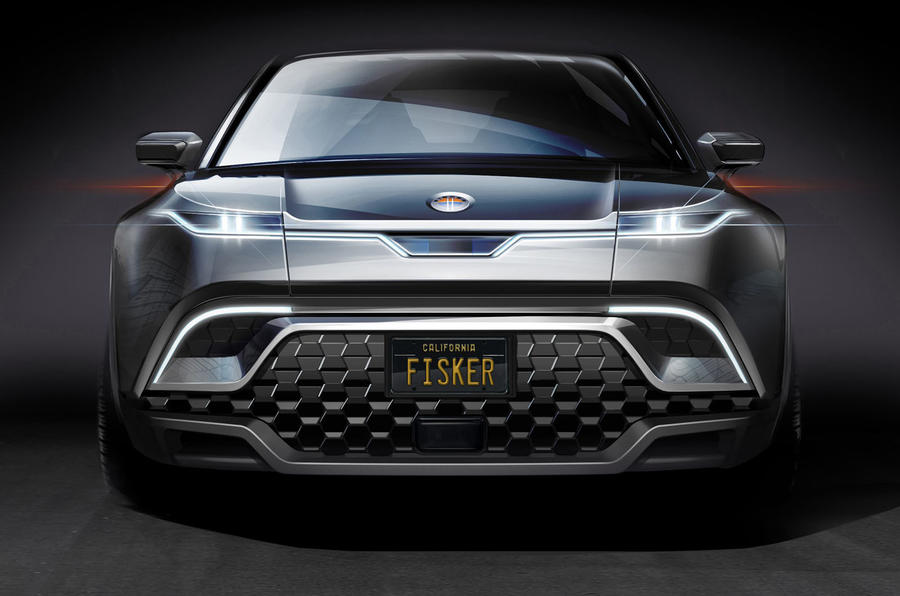 Fisker plans to launch $40,000, 300-mile electric SUV in 2021