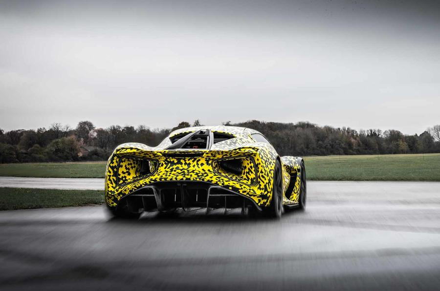 Lotus Evija makes dynamic debut