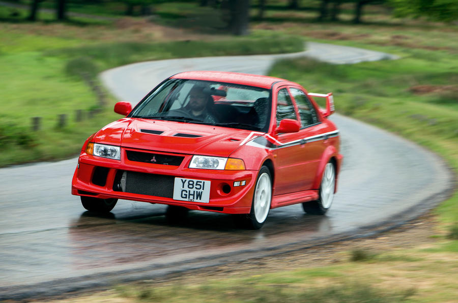 Past Masters: Used Mitsubishi Lancer Evo VI Review ...