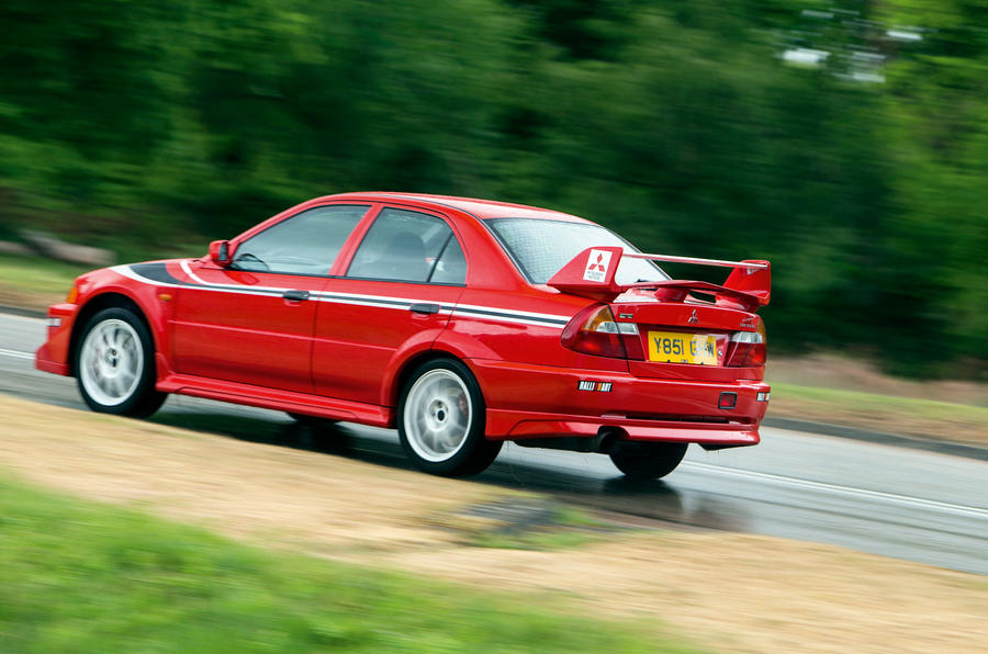 Mitsubishi Lancer Evo VI | Used Car Buying Guide