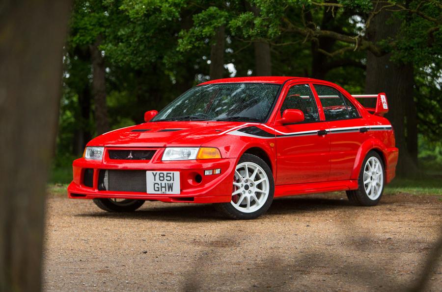 mitsubishi lancer evo vi used car buying guide autocar rh autocar co uk 1998 Mitsubishi Lancer 2008 Mitsubishi Lancer
