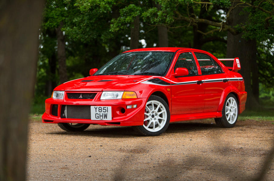 Mitsubishi Lancer Evo VI | Used Car Buying Guide ...