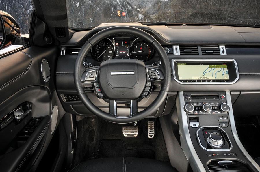 2016 Range Rover Evoque Convertible 2 0 Td4 180 Review