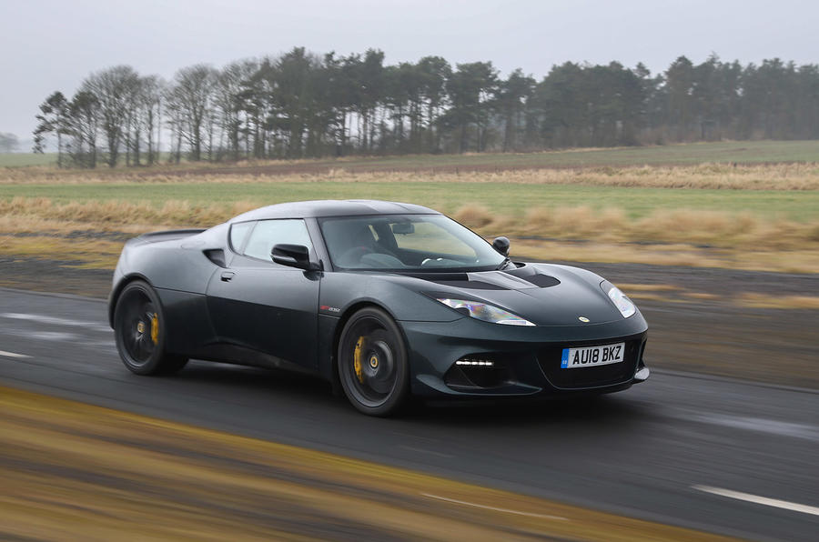 All-new Lotus model due next year | Autocar