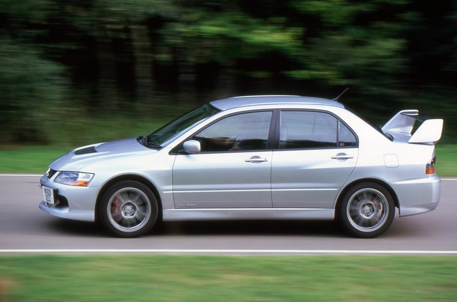 Mitsubishi Evo VIII