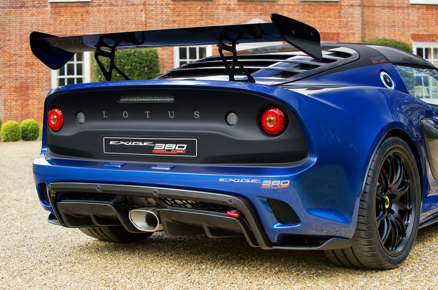 lotus exige cup 380 revealed as the most hardcore road legal exige yet autocar. Black Bedroom Furniture Sets. Home Design Ideas