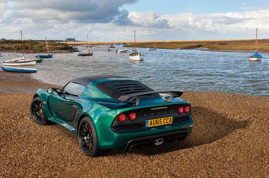 £55,900 Lotus Exige Sport 350