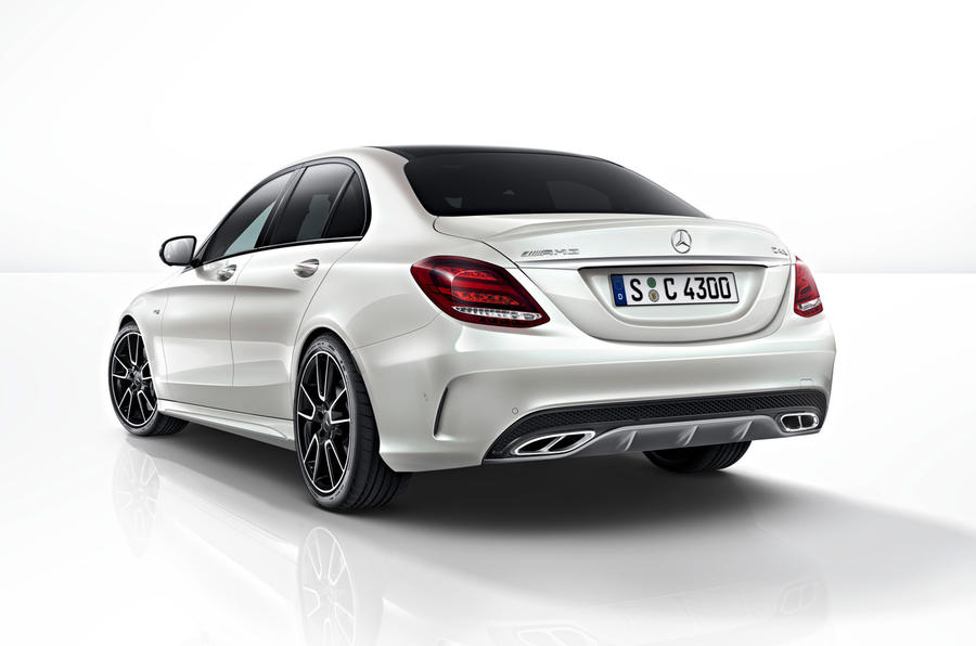Mercedes Amg C 43 Pricing And Specification Revealed Autocar