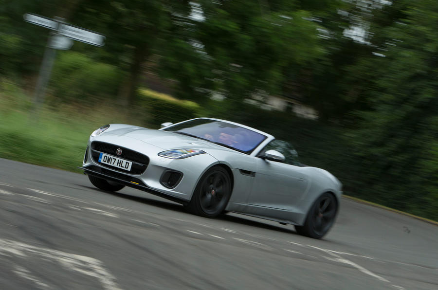Jaguar F-Type P300 R-Dynamic Convertible