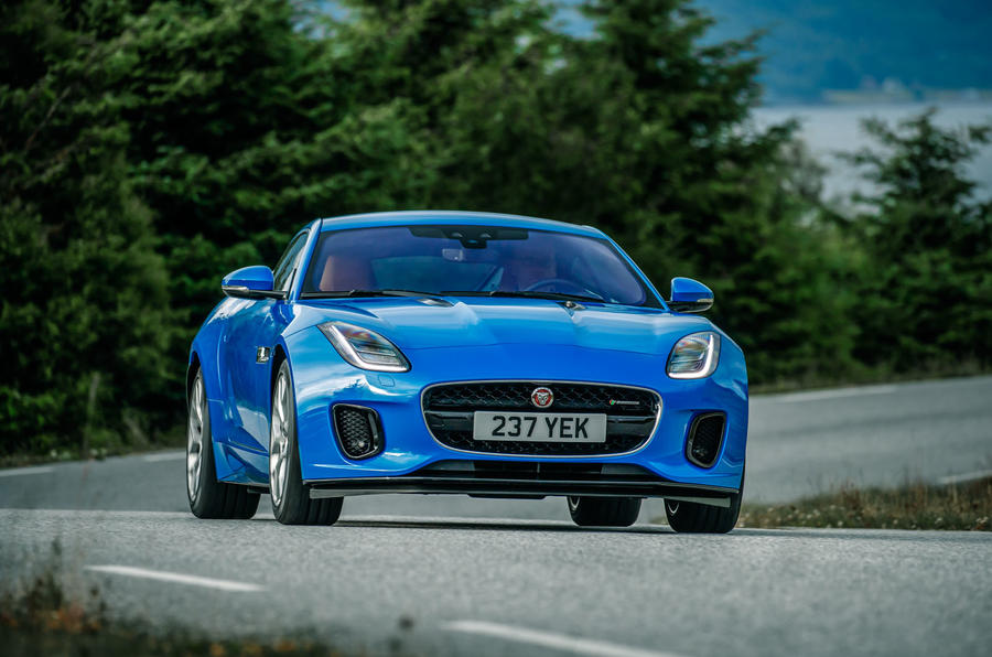 Jaguar F-Type 2.0 i4
